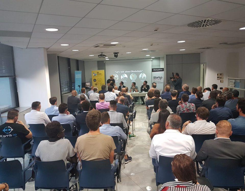 Tutto esaurito all'evento di Startup Grind a San Marino. Blockchain, criptovalute e regolamentazione i temi della seratae