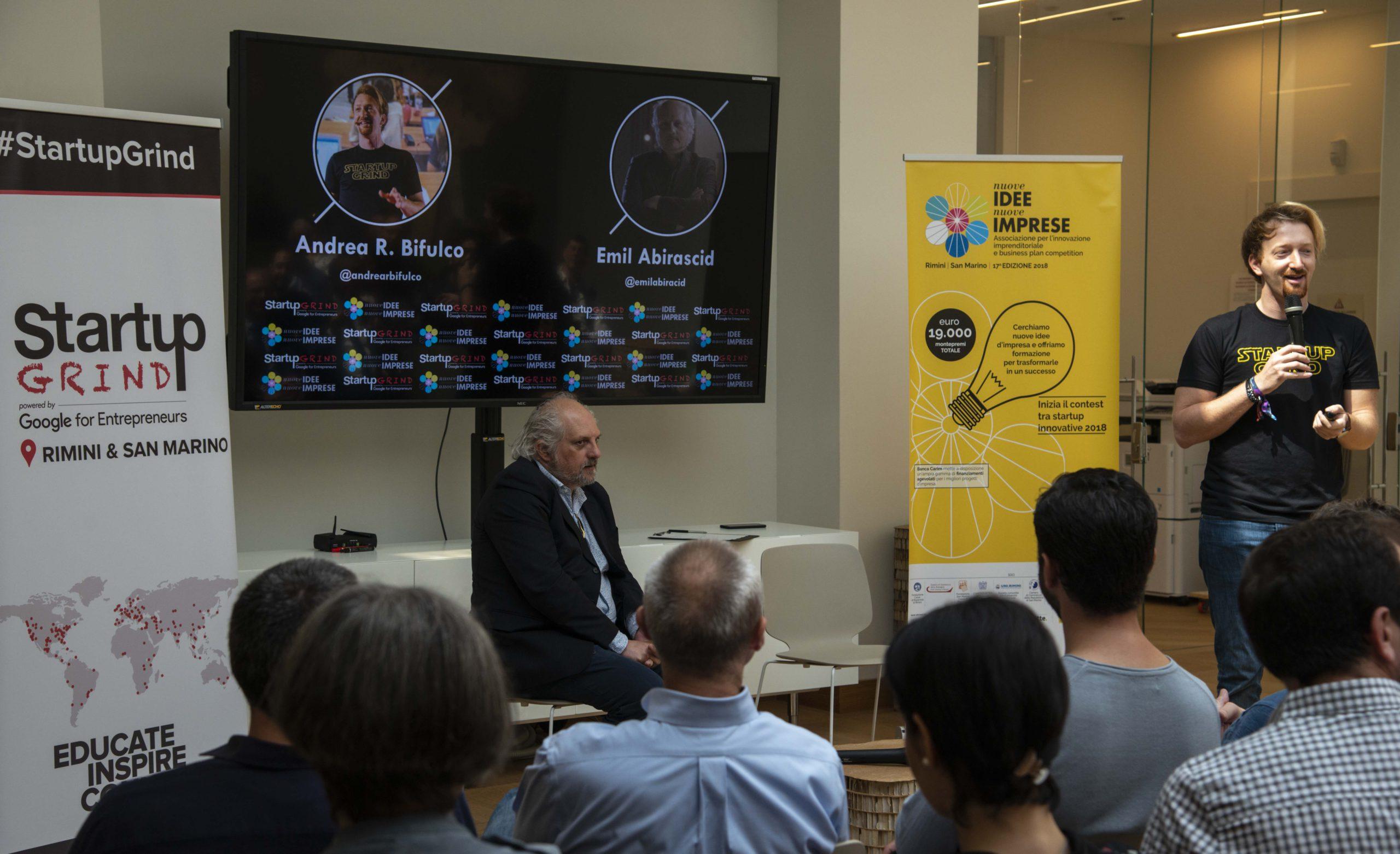 Blockchain, intelligenza artificiale, design e digital: entra nel vivo il programma d'autunno di Startup Grind Rimini & San Marino