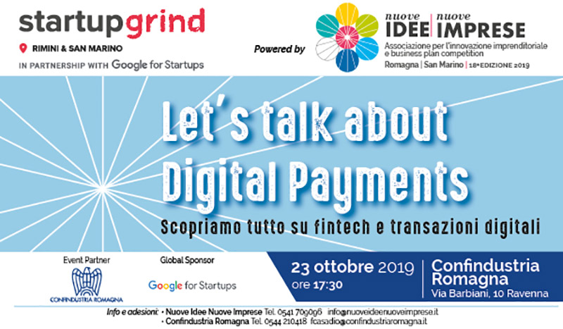 SGRAVENNA - Let's Talk about Digital Payments