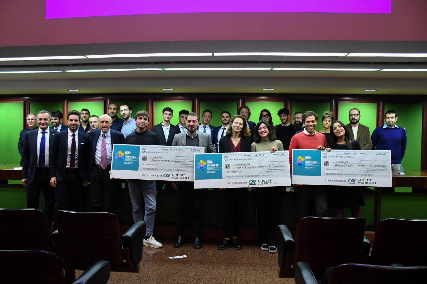 Corax vince l'edizione 2019 di Nuove Idee Nuove Imprese